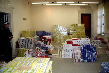 Bursa:  Cota alarmantă a contrabandei cu tutun continuă să crească