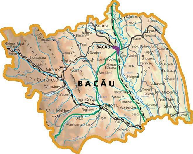 Ziarul financiar: Cum arată economia din Bacău, judeţul în care industria a fost înlocuită de comerţ, iar antreprenorii români sunt mai puternici decât multinaţionalele