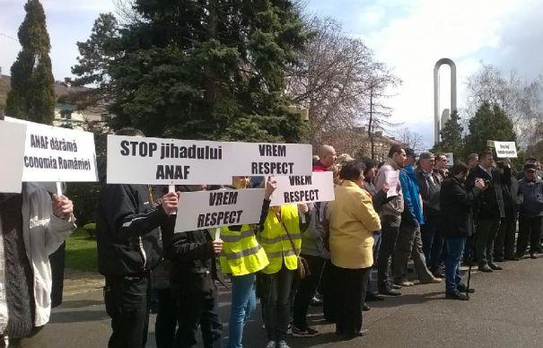 Semnează petiția Stop abuzurilor ANAF