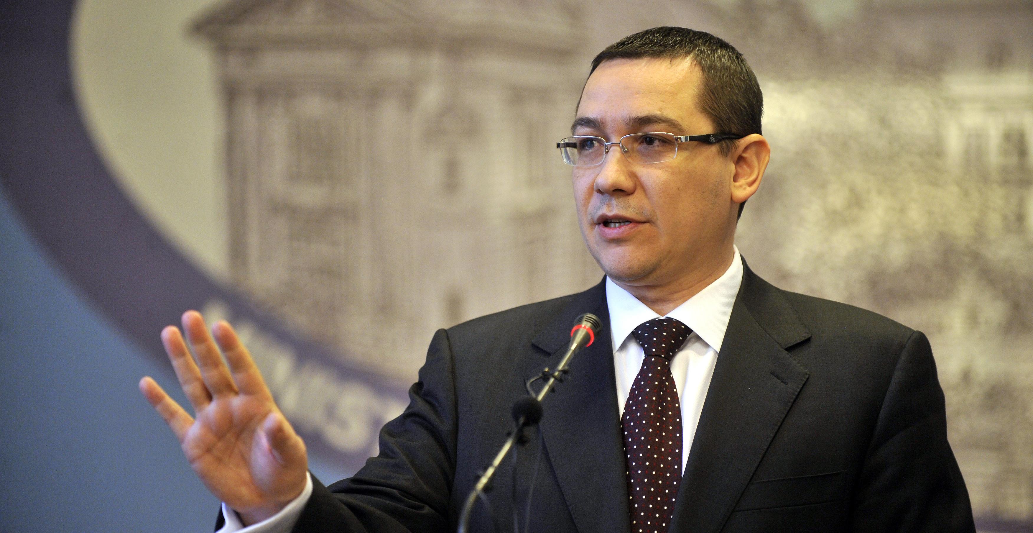 Digi 24: Victor Ponta: TVA pentru alimente va fi redus la 9% de la 1 iunie