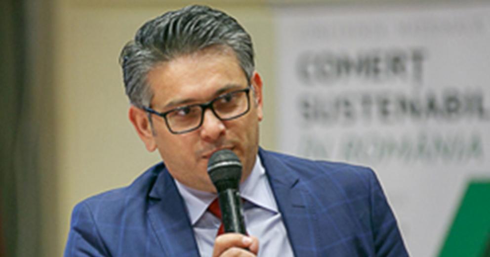 Sterică Fudulea, Secretar de Stat în Ministerul pentru Mediul de Afaceri: Produsele românești trebuie să fie prioritare