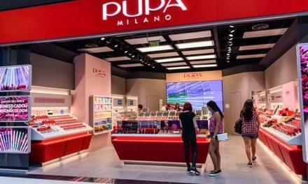 Retailerul italian de produse cosmetice PUPA deschide trei magazine în locaţiile AFI din Bucureşti, Ploieşti şi Braşov