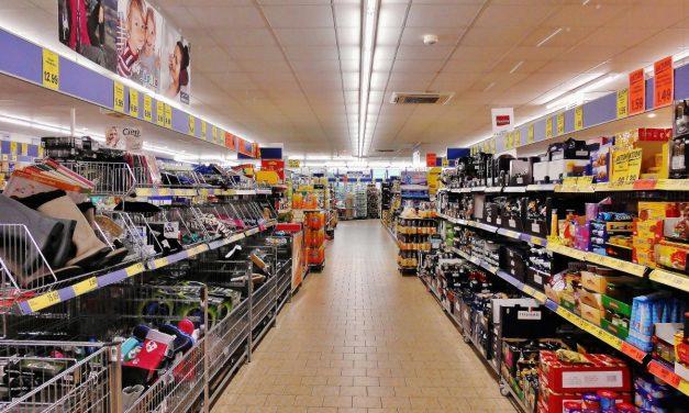 Vânzările de alimente, băuturi și tutun, creștere de 1,4% în primele două luni ale anului