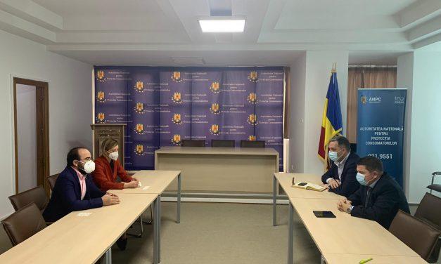 ANPC şi Asociaţia Română a Magazinelor Online au discutat despre practicile comerciale incorecte din piaţa online